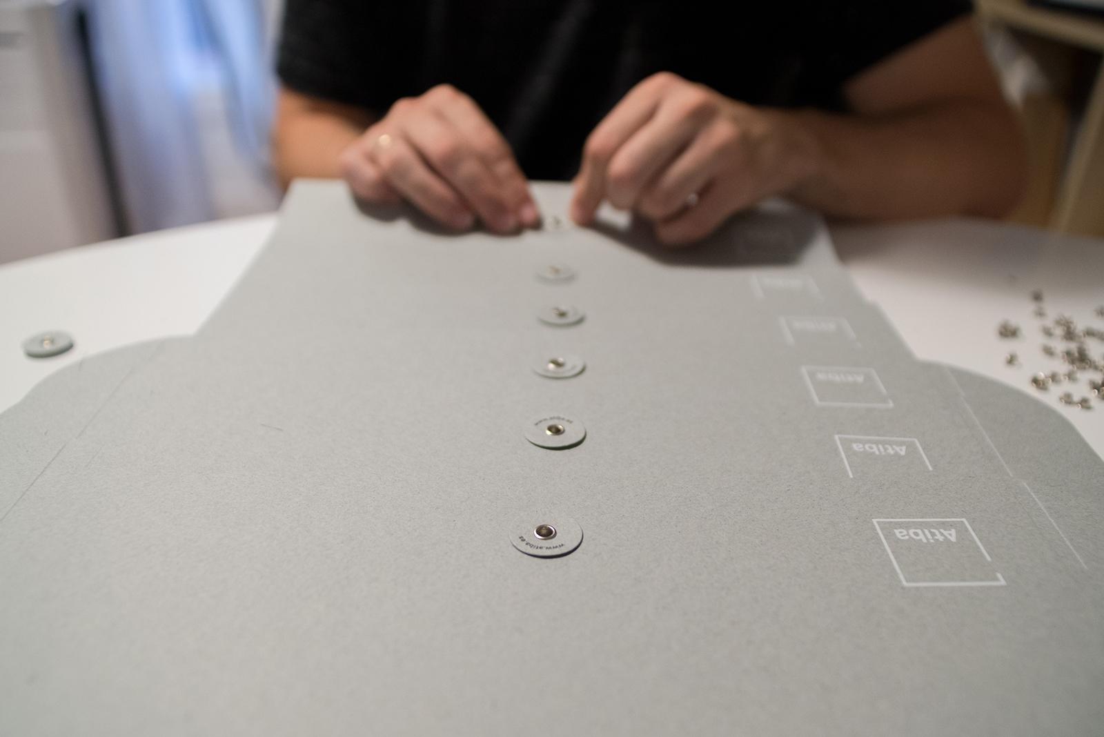 Montaje y diseño de carpetas para ingeniería.