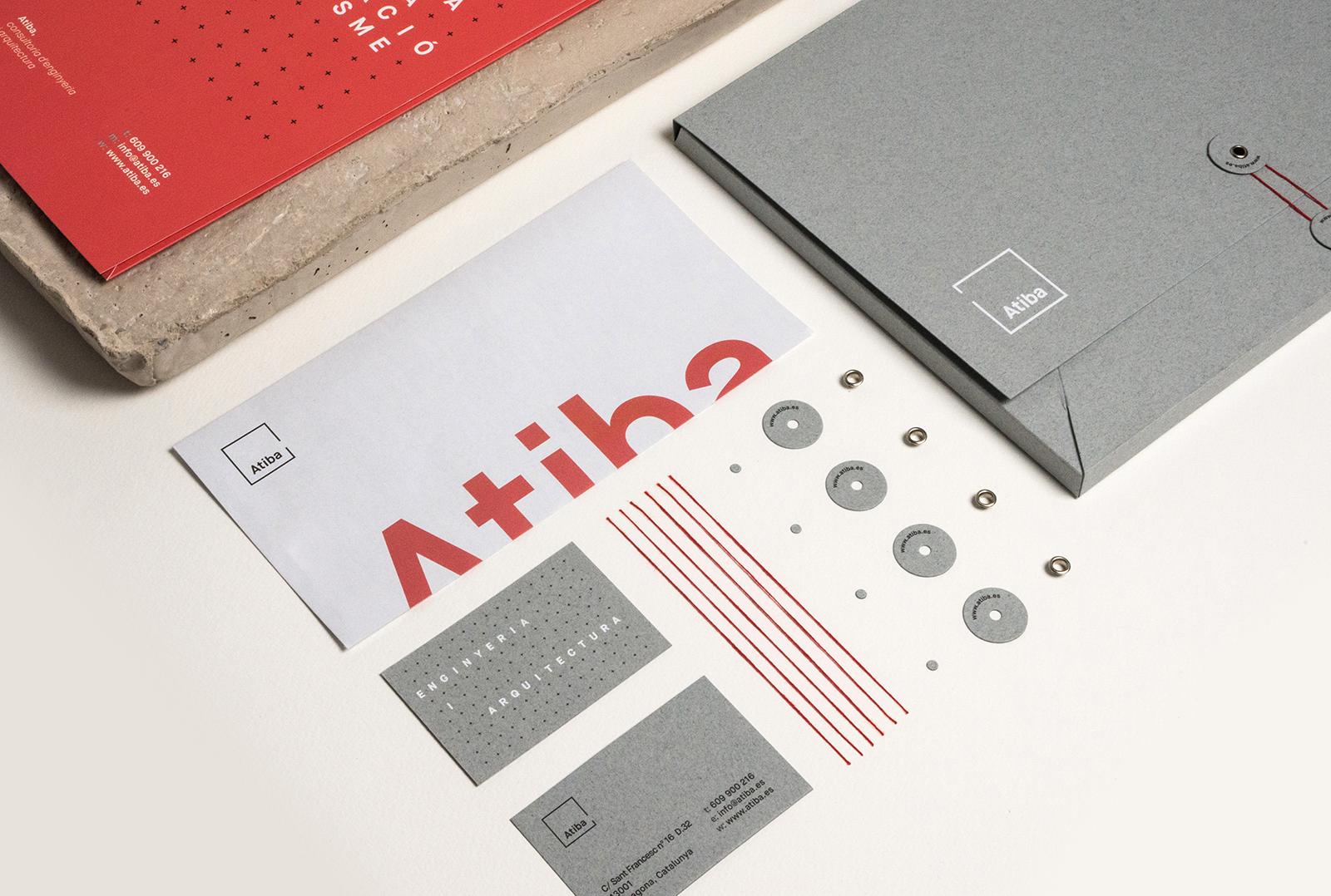 Diseño de marca y naming para empresa de arquitectura.